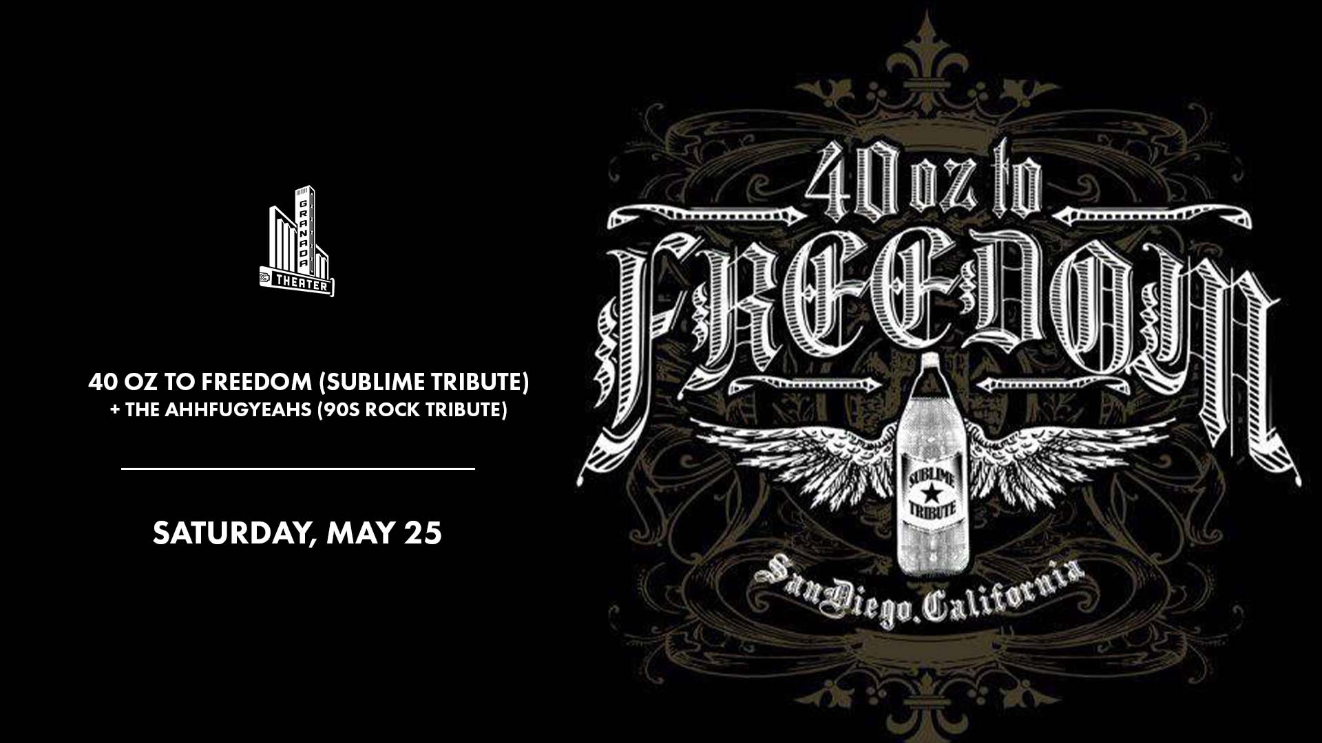 40oz To Freedom Sublime Tribute Time2fly Music
